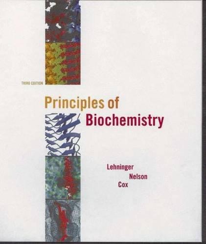 9781572599314: Lehninger Principles of Biochemistry, Third Edition