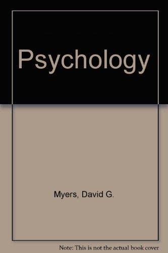 9781572599826: Psychology