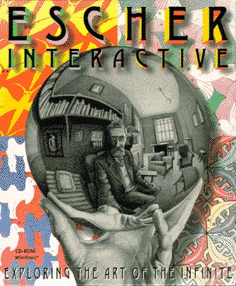 Escher on Escher Exploring the Infinite