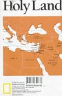 National Geographic Holy Land: Map (NG Country & Region Maps)