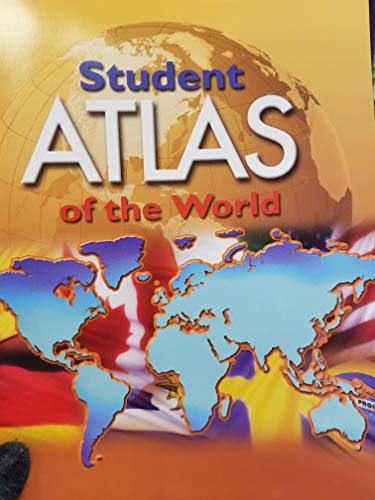 9781572627253: World, Student Atlas of