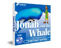 9781572642041: Jonah and the Whale: A Play Along Action Story