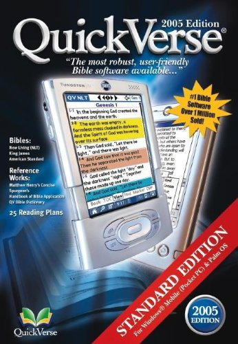 9781572643642: QuickVerse PDA: For Palm OS and Pocket PC