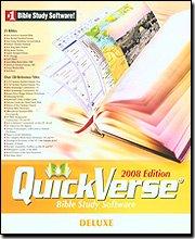 9781572644434: QuickVerse 2008 Deluxe