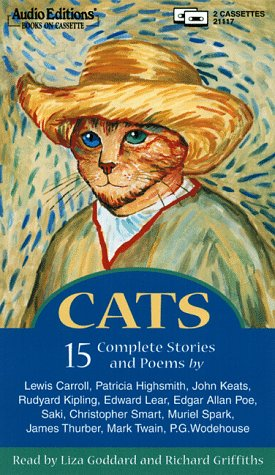 Cats: Fifteen Complete Stories and Poems: authors, Various