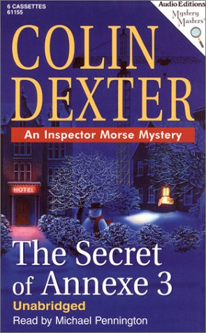 9781572701557: The Secret of Annexe 3 (Audio Editions Mystery Masters)
