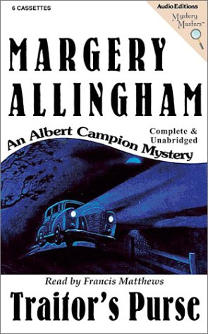 Traitor's Purse: An Albert Campion Mystery: Margery Allingham
