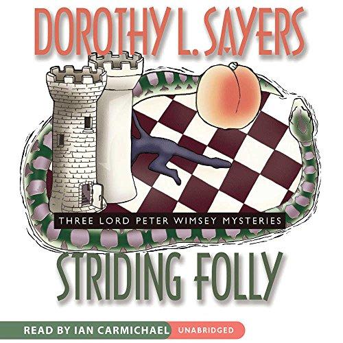 9781572702233: Striding Folly (Mystery Masters)