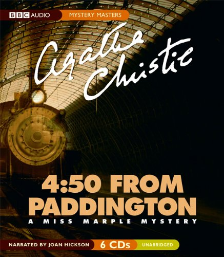 9781572702295: 4:50 from Paddington: A Miss Marple Mystery (Mystery Masters)
