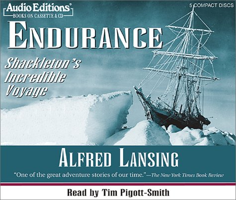 9781572702905: Endurance: Shackleton's Incredible Voyage (Audio Editions)
