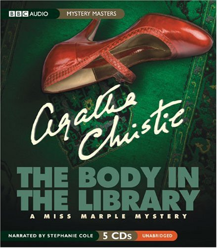 9781572703254: The Body in the Library: A Miss Marple Mystery