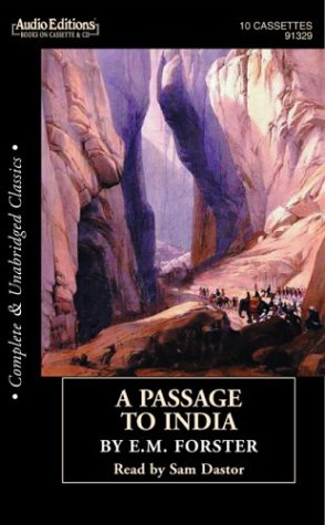 A Passage to India (Audio Editions): Forster, E. M.