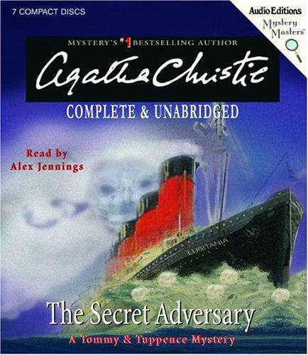 The Secret Adversary: A Tommy & Tuppence Mystery: Christie, Agatha