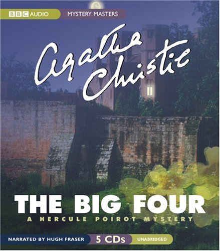 9781572704329: The Big Four: A Hercule Poirot Mystery (Mystery Masters)