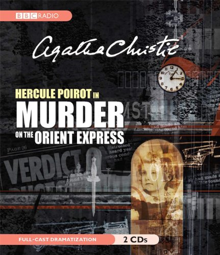 Murder On The Orient Express: A Hercule Poirot Mystery (Mystery Masters) (1572704675) by Christie, Agatha