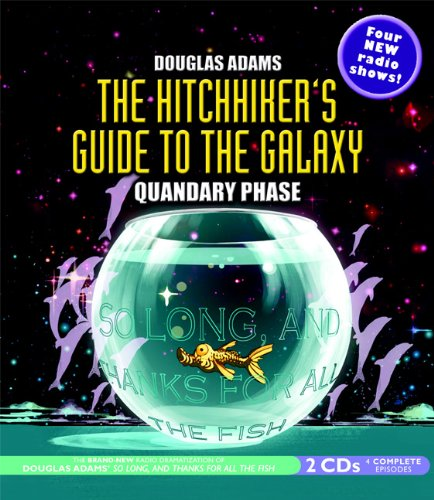 9781572704886: The Hitchhiker's Guide to the Galaxy: Quandary Phase