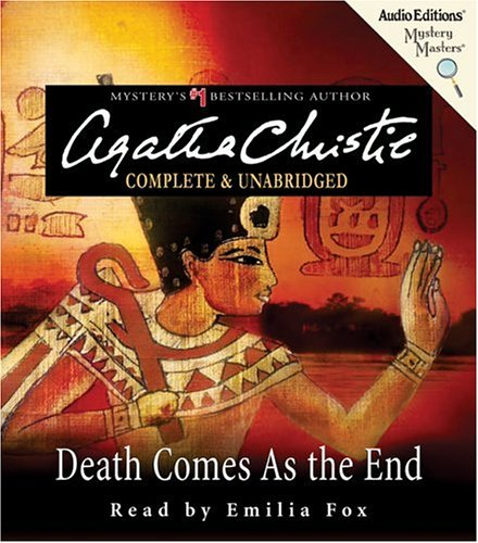 9781572705180: Death Comes As the End (Mystery Masters)