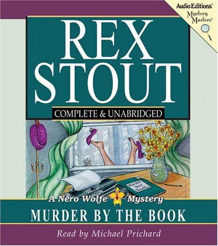9781572705364: Murder by the Book: A Nero Wolfe Mystery