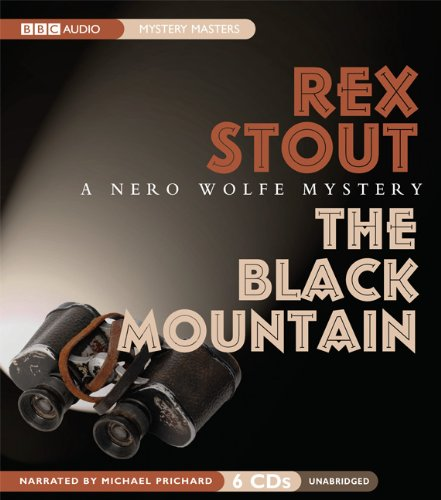 9781572705456: The Black Mountain: A Nero Wolfe Mystery (Nero Wolfe Mysteries)