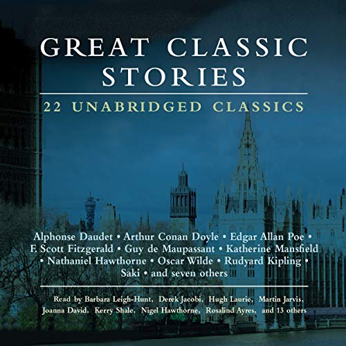 9781572705616: Great Classic Stories (Audio Editions)
