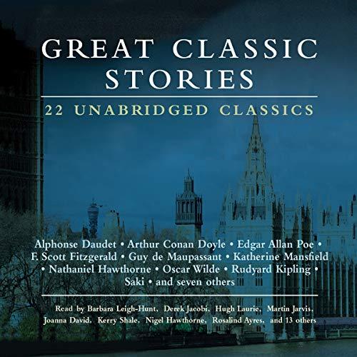 9781572705616: Great Classic Stories: 22 Unabridged Classics