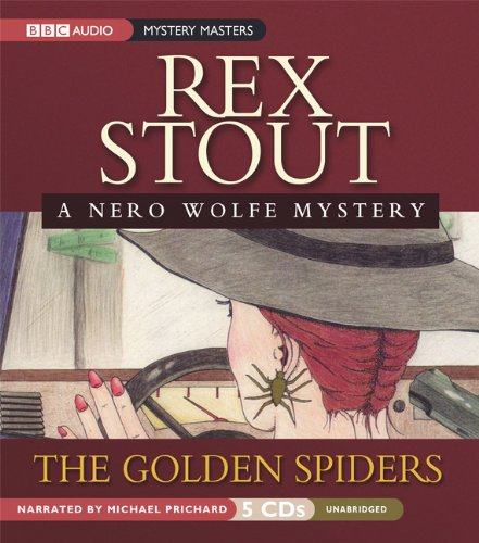 9781572708457: The Golden Spiders (Nero Wolfe Mysteries)