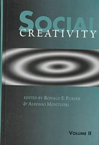 9781572731301: Social Creativity, Vol. 2