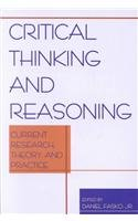 9781572734593: Critical Thinking and Reasoning: Current Research, Theory, and Practice (Perspectives on Creativity)