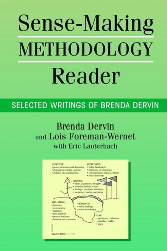 9781572735095: Sense-Making Methodology Reader: Selected Writings of Brenda Dervin (Communication Alternatives)