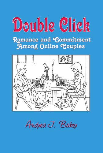 9781572736078: Double Click: Romance And Commitment Among Online Couples (Hampton Press Communication Series: New Media)