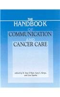 9781572736832: Handbook of Communication And Cancer Care (Health Communication Series)