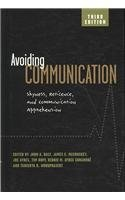 9781572736887: Avoiding Communication: Shyness, Reticence, and Communication Apprehension