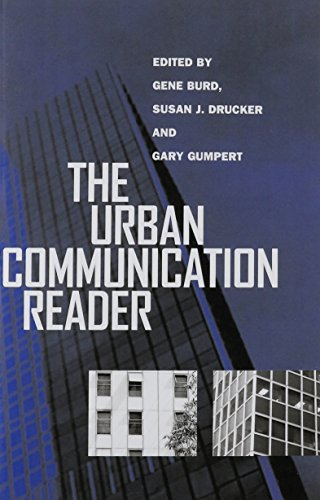 The Urban Communication Reader (Hampton Press Communication)
