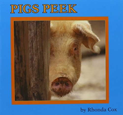 9781572740303: Pigs Peek (Books for Young Learners)
