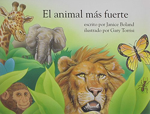 9781572740341: El Animal Mas Fuerte (Books for Young Learners) (Spanish Edition)