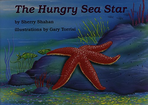 9781572740839: The Hungry Sea Star (Books for Young Learners)