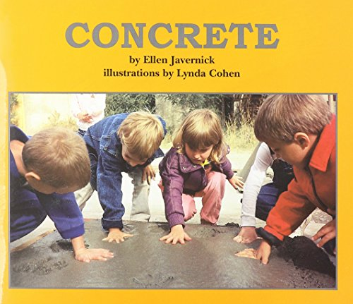 Concrete (Books for Young Learners): Ellen Javernick