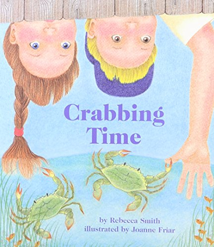 9781572741324: Crabbing Time (Books for Young Learners)