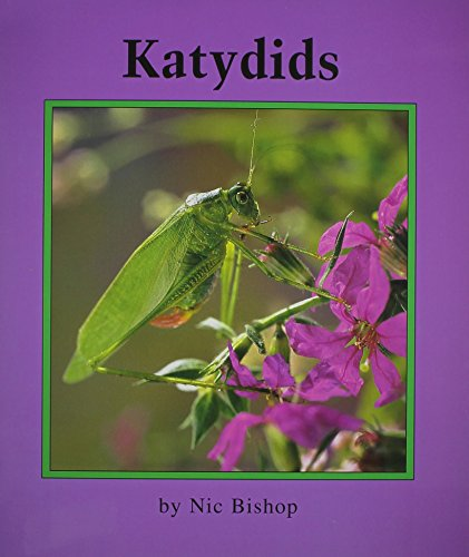 Katydids (Books for Young Learners): Nic Bishop