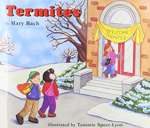 9781572741508: Termites (Books for Young Learners)