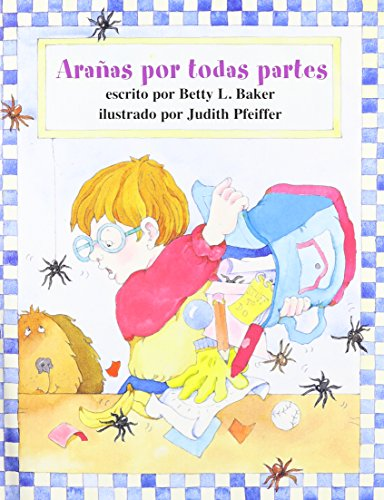 Aranas Por Todas Partes (Books for Young Learners) (Spanish Edition): Betty L. Baker