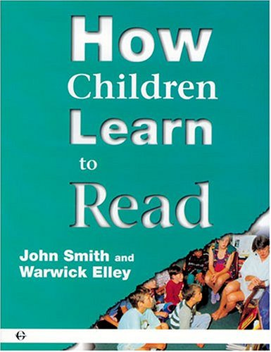 9781572742208: How Children Learn to Read: Insights from the New Zealand Experience