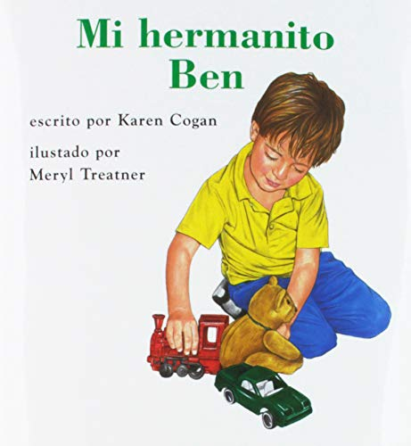 9781572743434: Mi hermanito Ben (Books for Young Learners) (Spanish Edition)