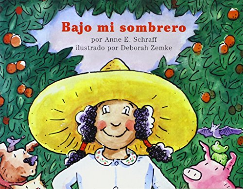 9781572744356: Bajo Mi Sombrero (Books for Young Learners) (Spanish Edition)
