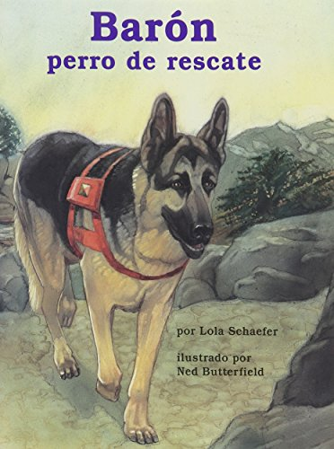 9781572744370: Baron Perro De Rescate (Books for Young Learners) (Spanish Edition)