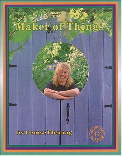 9781572745964: Maker of Things (Meet the Author)