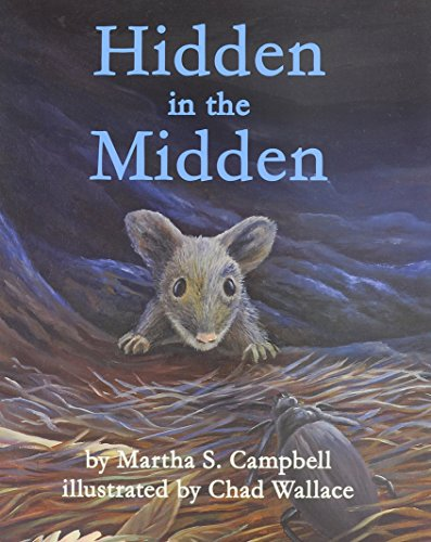 Hidden in the Midden (Books for Young Learners): Martha S. Campbell
