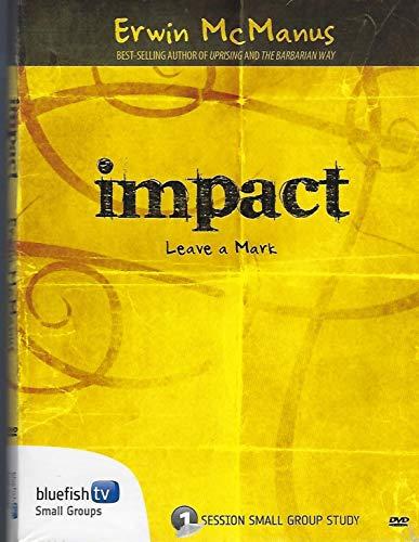 9781572751392: Impact with Erwin Mcmanus