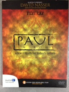 9781572751415: Paul In Rome, Ancient Truth for Today's Culture, Leader's Guide & 2 DVD