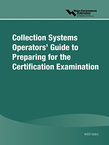 9781572781795: Collection Systems Operators' Guide to Preparing for the Certification Examination